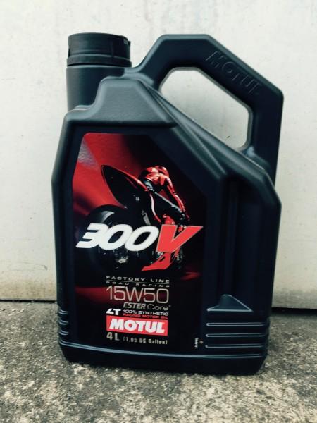 Motul 300V Öl