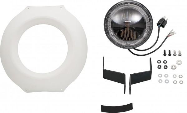 Kleiner LED Scheinwerfer mit Verkleidung R9T Racer