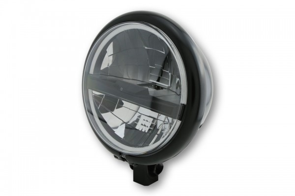 Bates Style LED headlight with bracket
