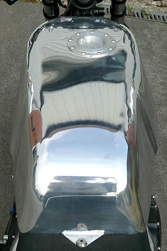 Manx TT Tank
