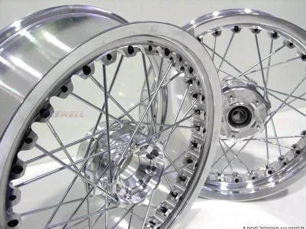 Kineo Wheels Triumph Bobber Black