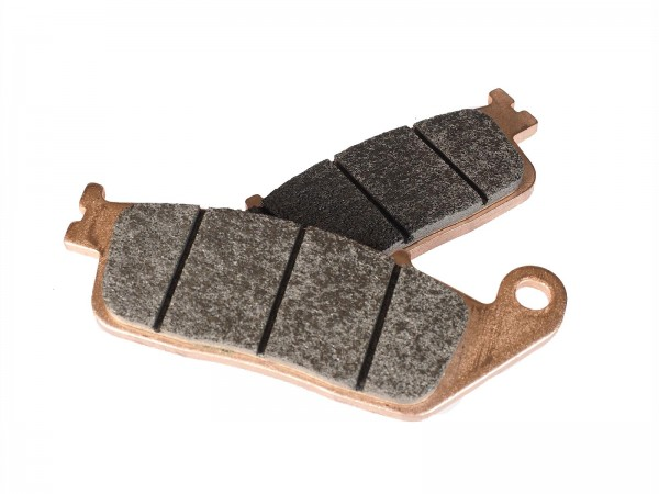 Brake pads front for original tongs