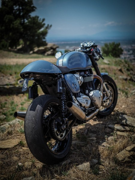 HeckWeck Kit Thruxton Version 1