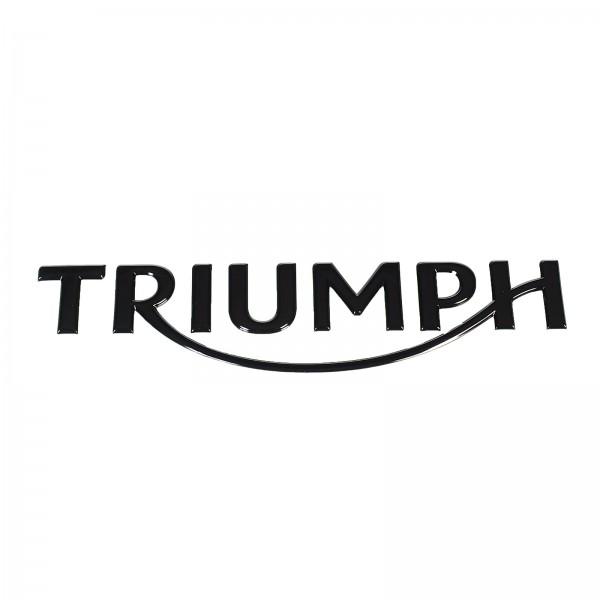 Triumph 3D Schriftzug / Aufkleber