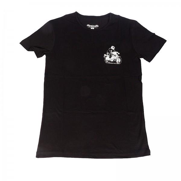 T-Shirt Too Fast