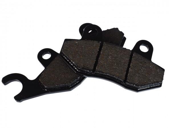 Breakpads rear