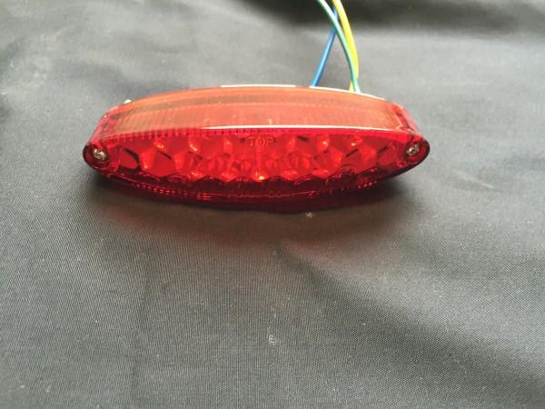 LED Rücklicht Rot