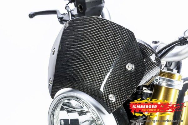 Carbon Flyscreen