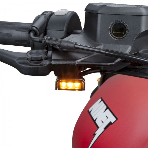 BMW R9T Armatur Blinker LED