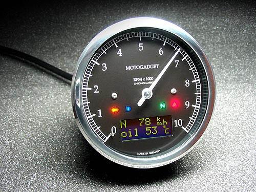 Motoscope Chrono Classic