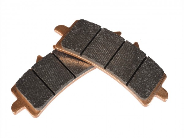 Brakepads Speed Twin front