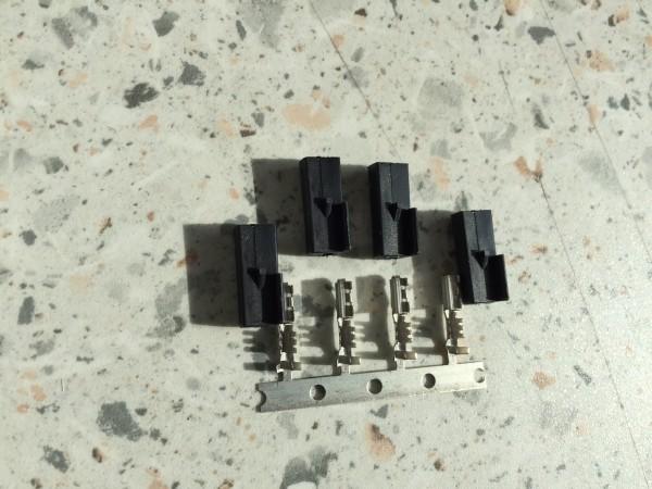 Blinkerstecke für original Triumph Stecker Blinkerseitig