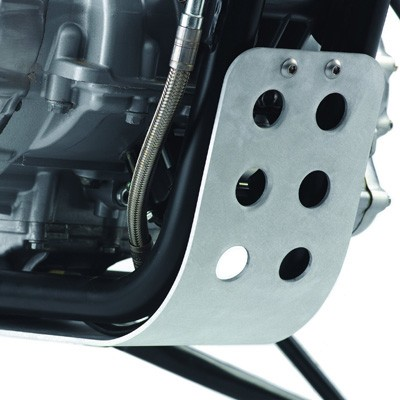 Oil pan protection