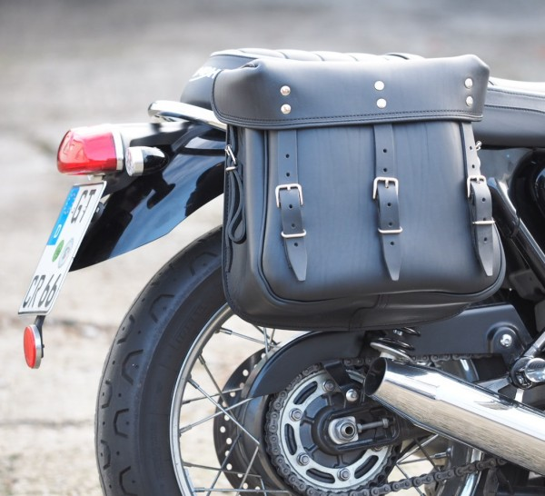 Outdoor Leather Case Bonneville LC