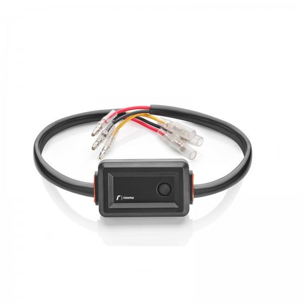 Dynamic rear light safety sensor