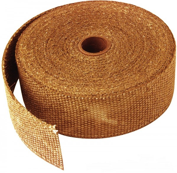 Exhaust Wrap copper