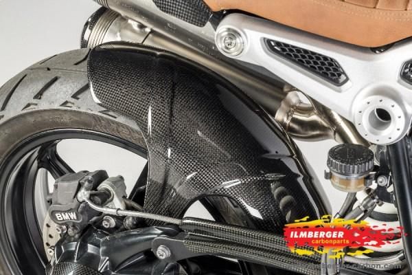 Carbon rear fender R9T & Scrambler