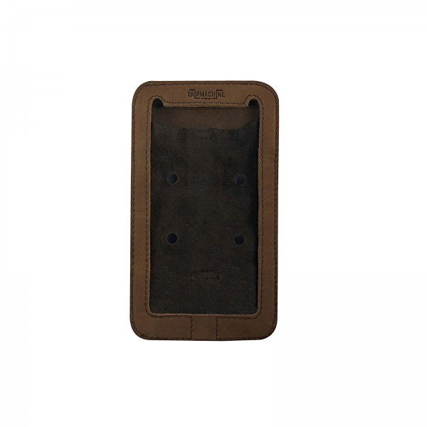 Mobile phone case leather magnetic