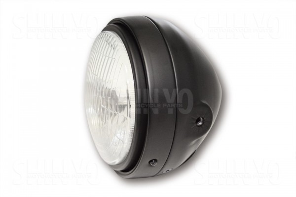 5 3/4 headlight with side fixing