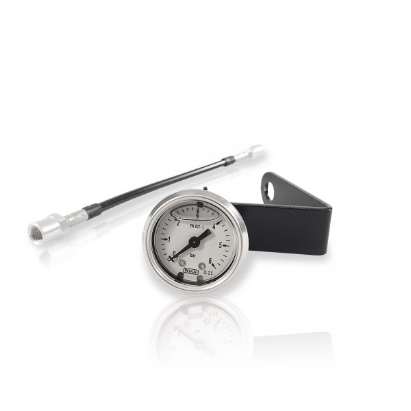 Oil pressure measuring unit