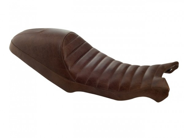 Cafe Racer Seat Brown