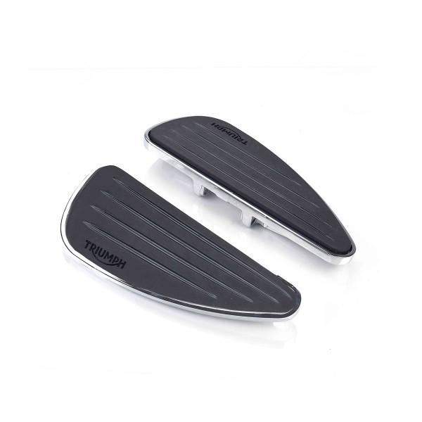 Driver footrests Bobber & Speedmaster