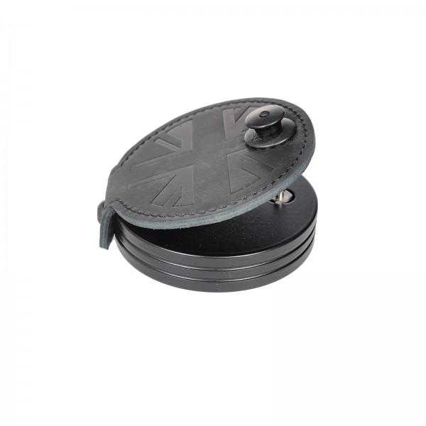 Leather Fuel Cap