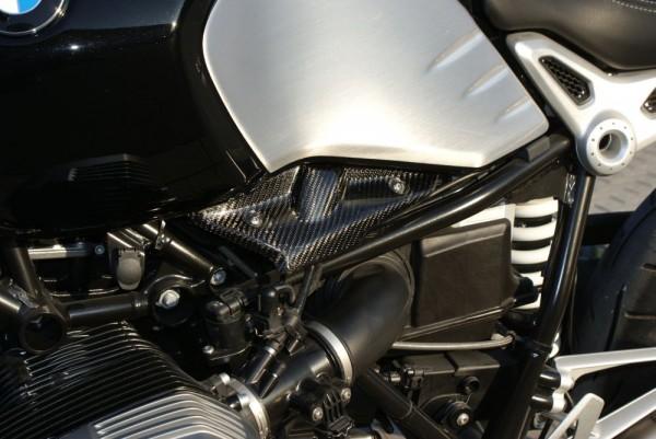 Carbon Deckel Schwarz R9T & Scrambler