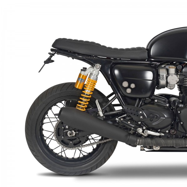 Thruxton 1200 King & Queen Slim Seat