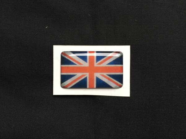 UK Jack Aufkleber