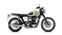 Bonneville T100 Vergaser