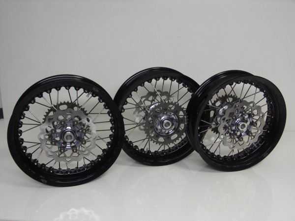 Kineo Wheels R9T Scrambler & Urban GS