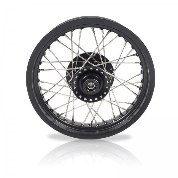 San Remo Alu front & rear wheel 3.0x16