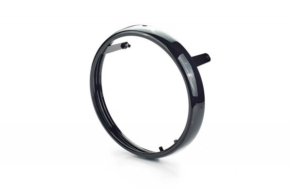 Triumph Headlight ringl black