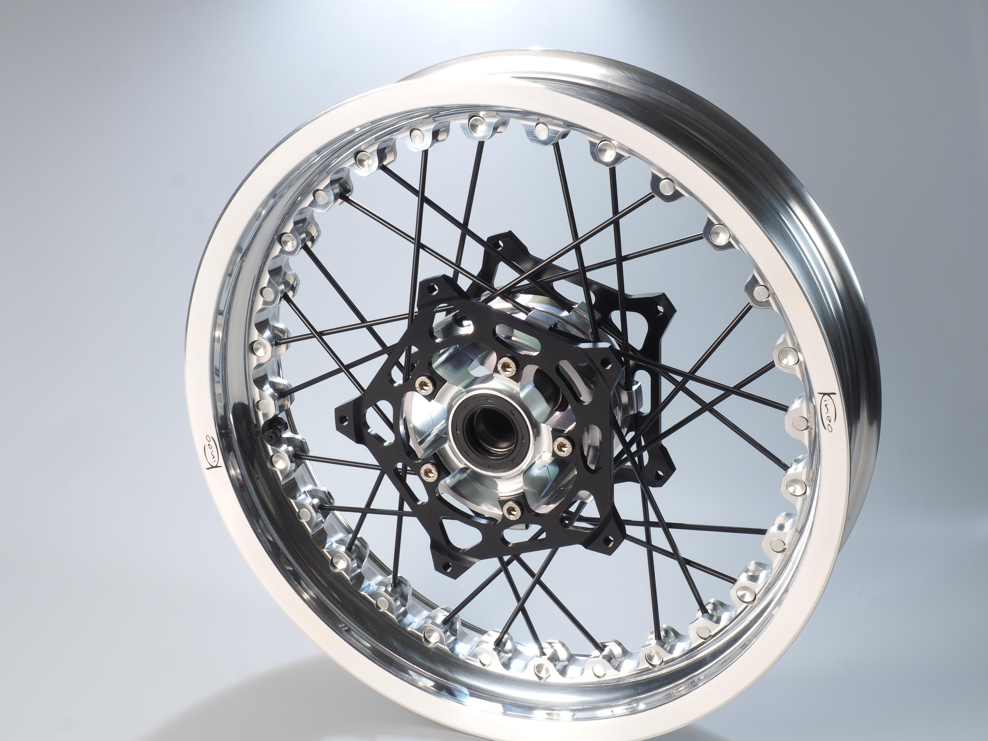 Kineo für Thruxton Räder Räder & Fußrasten