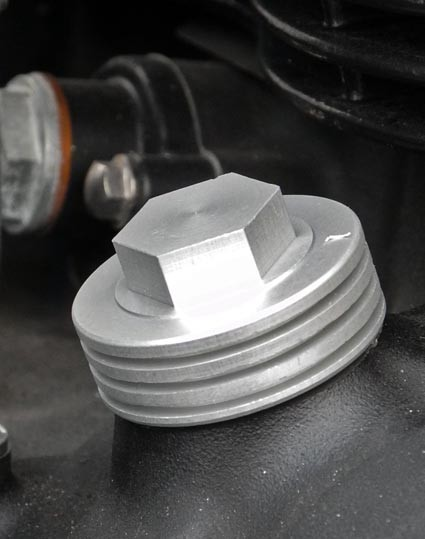 Öl Schraube