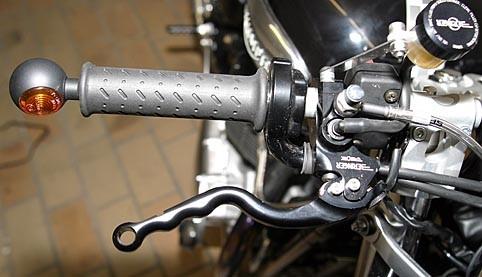 Beringer Bremspumpe