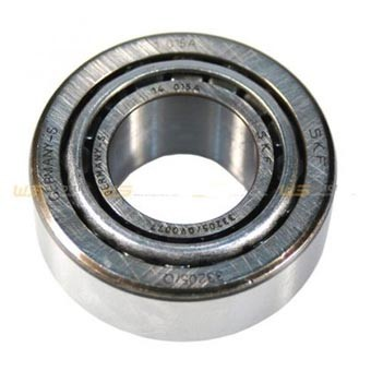 Bearing sprocket carrier