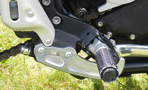 Bremspumpenschutz
