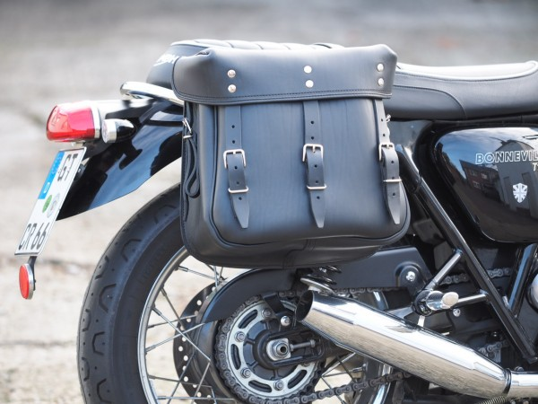 Outdoor Leder Tasche