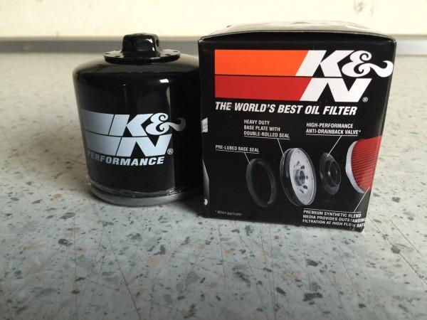 K&N Ölfilter