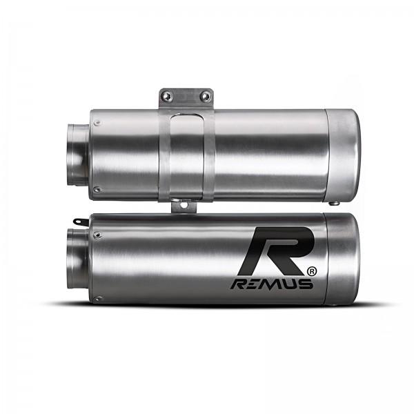Remus Mesh Exhaust bottom mount