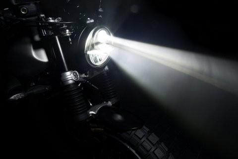 R9T Lightbomb LED Scheinwerfer
