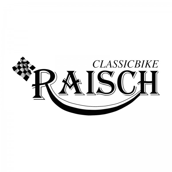 Classicbike-Raisch Aufkleber