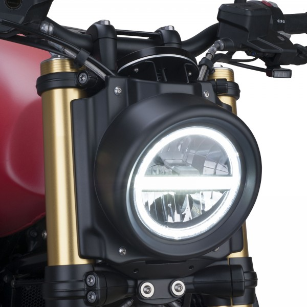 BMW R9T Lampenmasken Kit JVB Moto