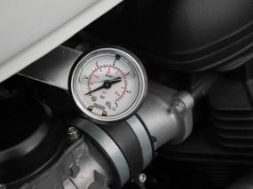 Öldruck Messeinheit