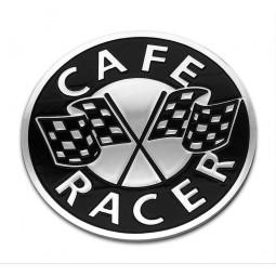 Cafe Racer Alu Emblem