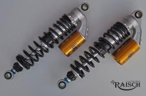 Öhlins TR625 Stereofederbein mit Ausgleichsbehälter